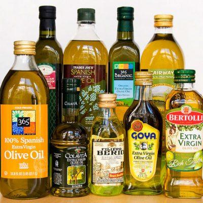 OLIVE OIL & SALAD OLIVES